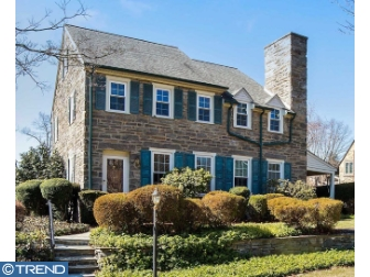 Photo of 12 Meredith Road, Wynnewood PA