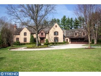 Photo of 1028 N Spring Mill Road, Villanova PA
