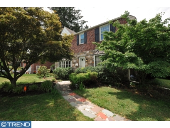 Photo of 332 Gribbel Road, Wyncote PA