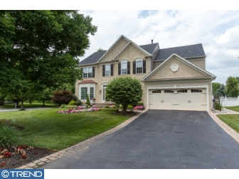 Photo of 825 Topaz Drive, West Chester PA