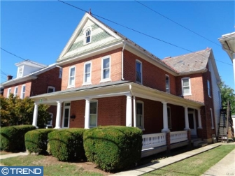 Photo of 207 W 4th Street, East Greenville PA