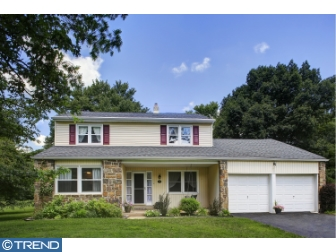 Photo of 447 Merion Drive, Newtown PA