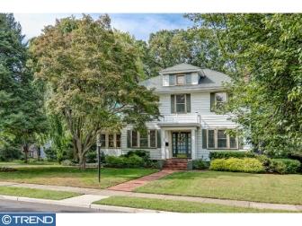 Photo of 323 W Mount Vernon Avenue, Haddonfield NJ