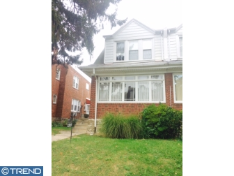 Photo of 2329 Fuller Street, Philadelphia PA